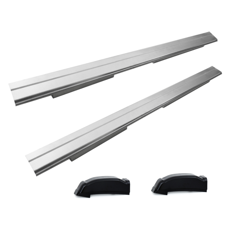 Cab Rocker Panels And EDP Cab Corners Kit Fit For 2001-2007 Chevy Silverado GMC Sierra 4Door