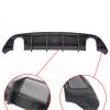 rear bumper diffuser