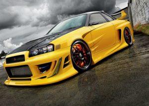 modified race car